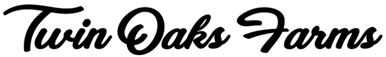 Twin Oak Farms Logo